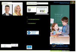 Digitale Fragestunde Schulanfang